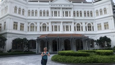 Dreams Do Come True!! At Raffles Hotel Singapore!!
